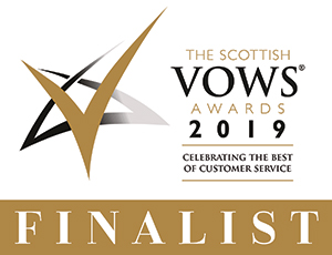 Scottish VOWS Awards 2019 Finalist